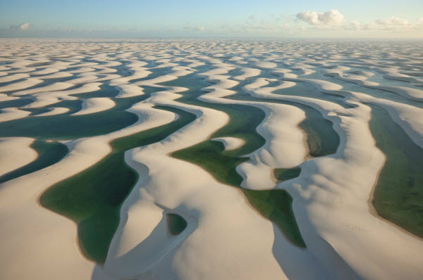 Brazil sand dunes